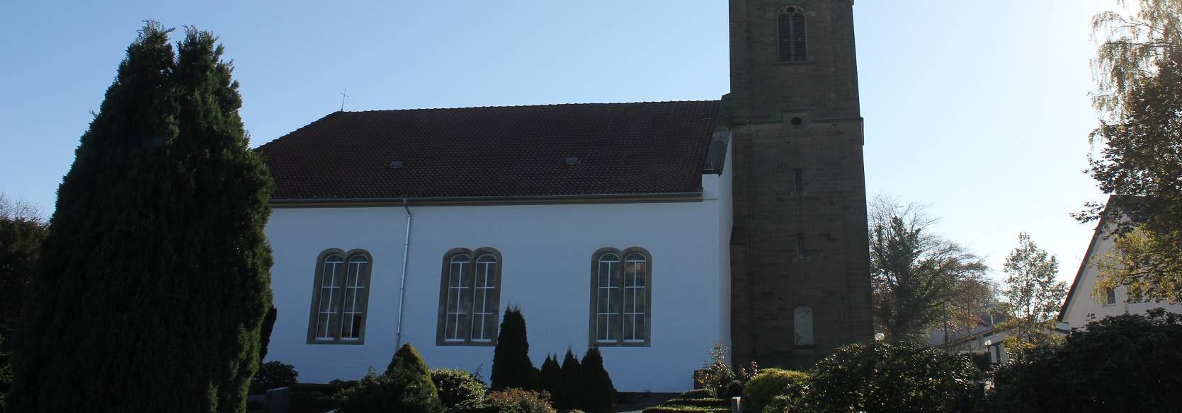 Evangelisch-Reformierte Kirchengemeinde Wüsten